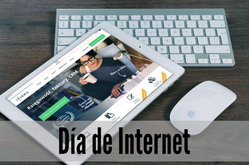 Por qué se celebra el Día de Internet