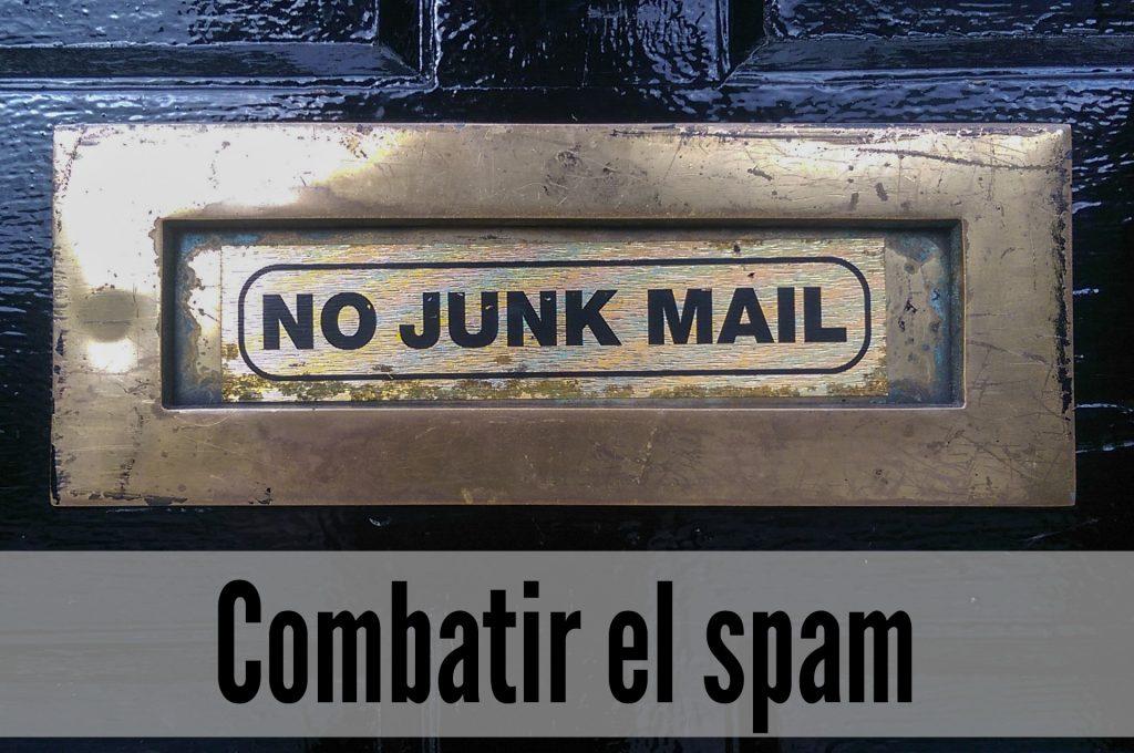 Pasos para acabar con el spam de tu correo
