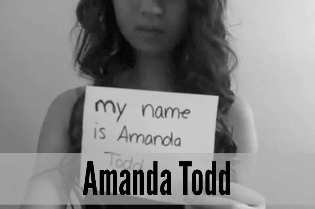 El caso de Amanda Todd y el ciberacoso