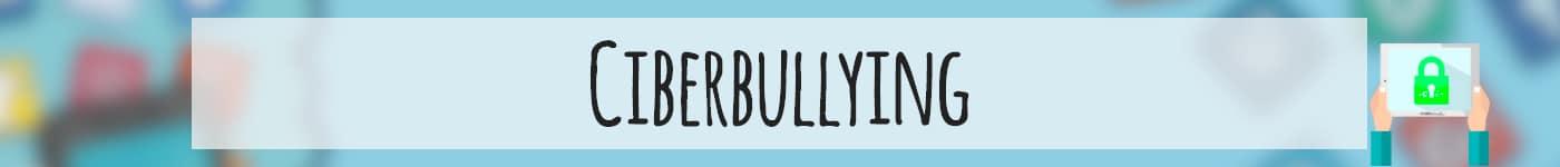 ¿Qué es el ciberbullying? 1