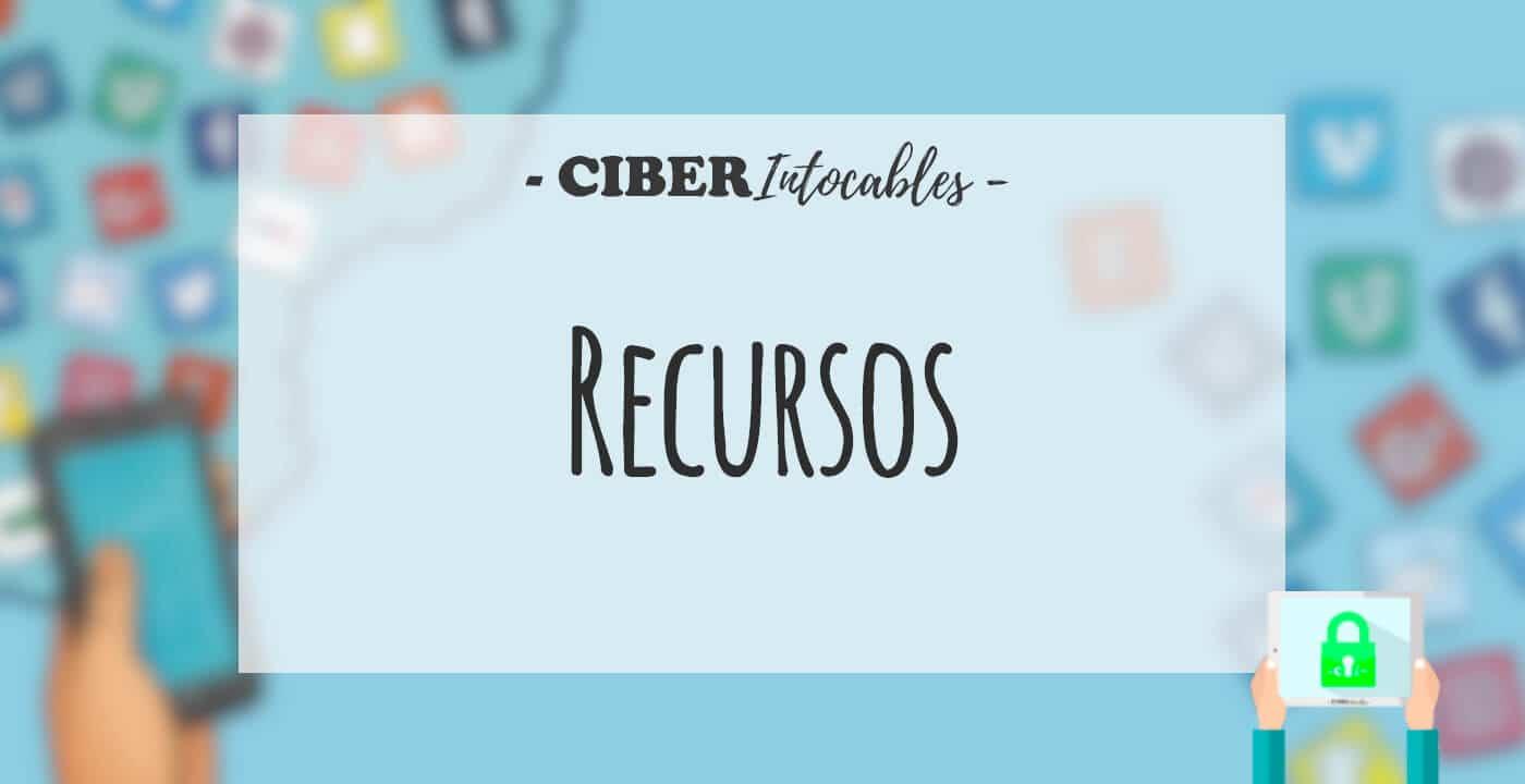 Recursos contra el ciberacoso 2